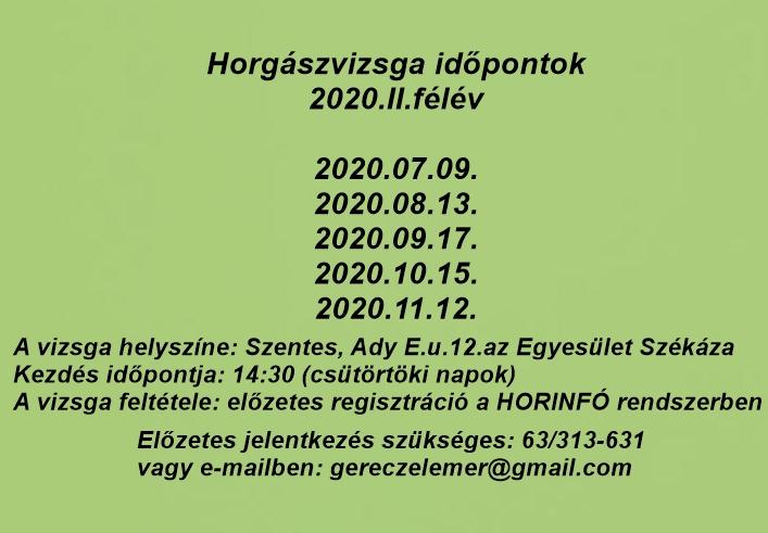 2020.II.f.vizsgák